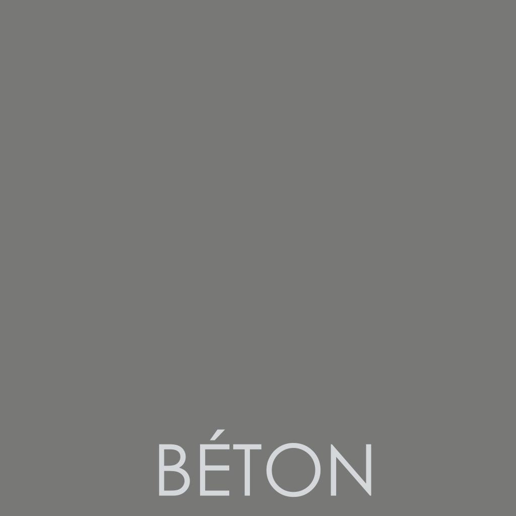 Coloris Béton - gris clair